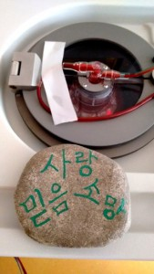 Liebe Glaube Hoffnung koreanisch Uniklinik Koelle opti
