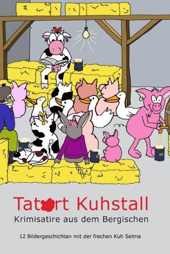 Tatort Kuhstall - Krimisatire aus dem Bergischen, Kuhkrimi, CD Rom