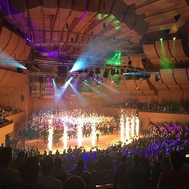 Gala-Abend bei various Voices, München