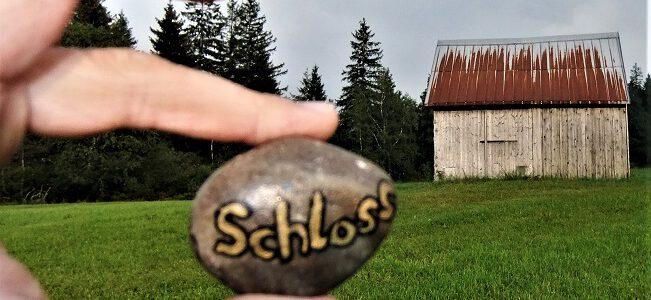 Wörtchen der Woche No 30 - Foto: Schloss